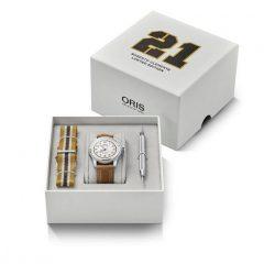 Imagem da notícia: Oris apresenta relógio Roberto Clemente Limited Edition