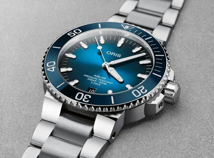 Imagem da notícia: Oris estabelece novo padrão na relojoaria mecânica mundial