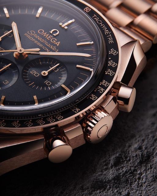 Imagem da notícia: Moonwatch da OMEGA com Certificação Master Chronometer