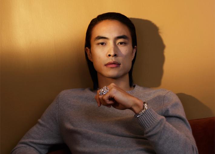 Imagem da notícia: Cartier revela joias para homem