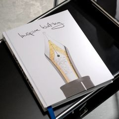 Imagem da notícia: Montblanc lança livro sobre a sua história