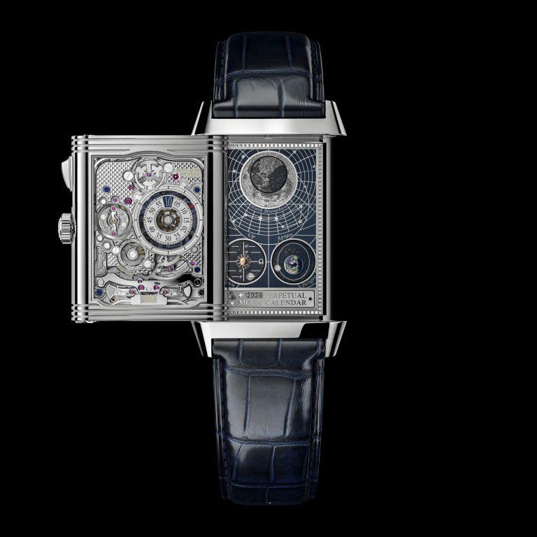 Imagem da notícia: Jaeger-LeCoultre apresenta primeiro relógio de pulso com quatro mostradores
