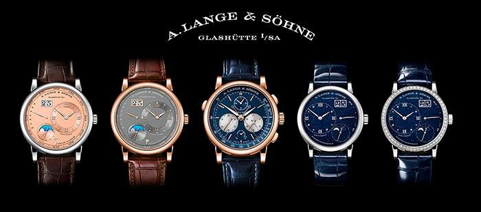 Imagem da notícia: A.Lange & Söhne apresenta novos relógios
