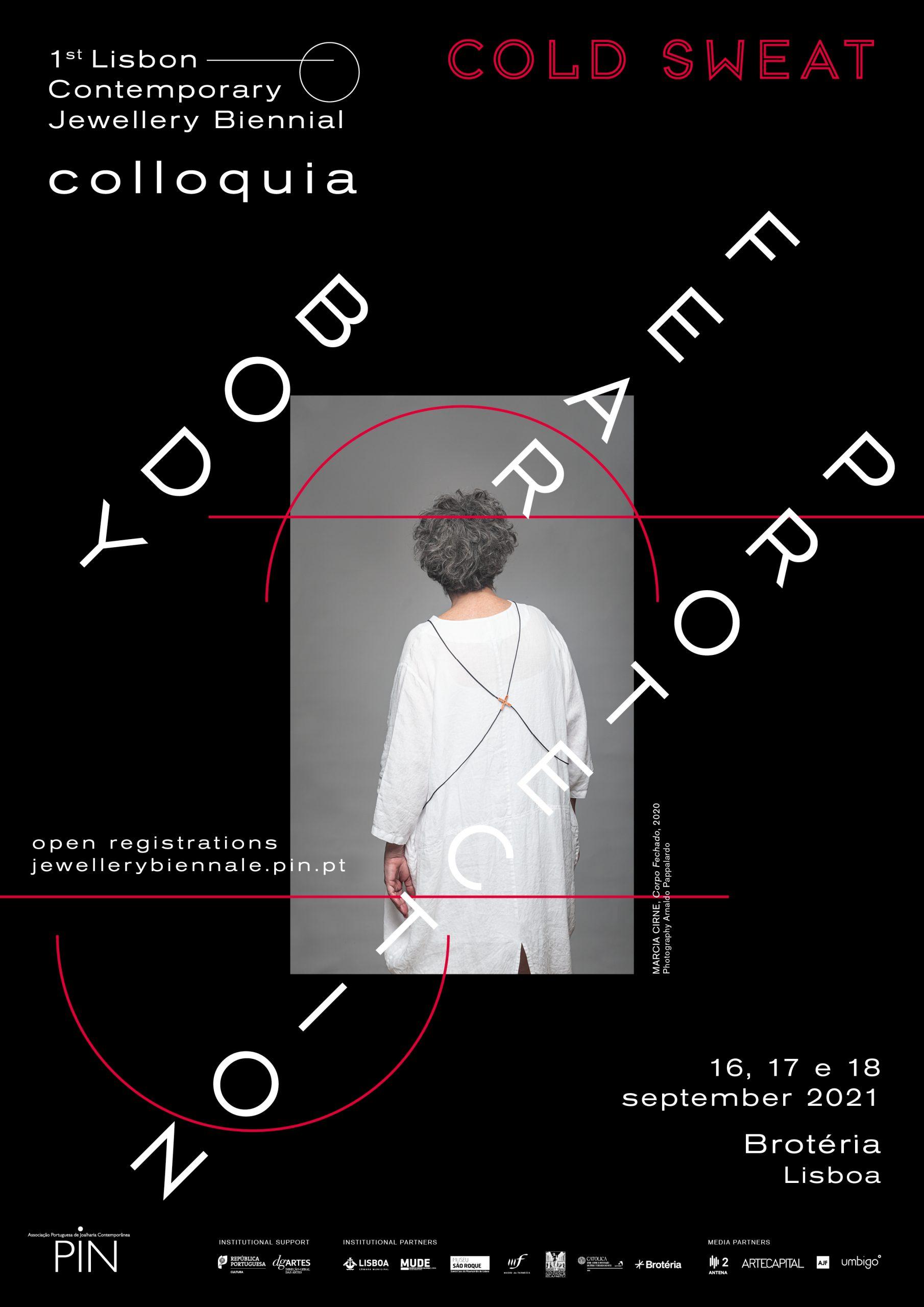 """Imagem da notícia: Bienal de Lisboa apresenta colóquio """"Corpo, Medo, Proteção"""""""