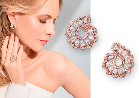 Imagem da notícia: Chopard: coleção Precious Lace é icónica e feminina