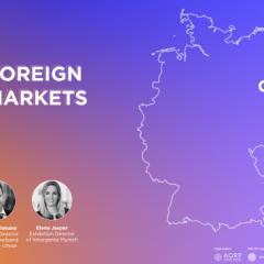 Imagem da notícia: AORP: E-LAPIDAR/MERCADOS EXTERNOS com sessão sobre mercado alemão