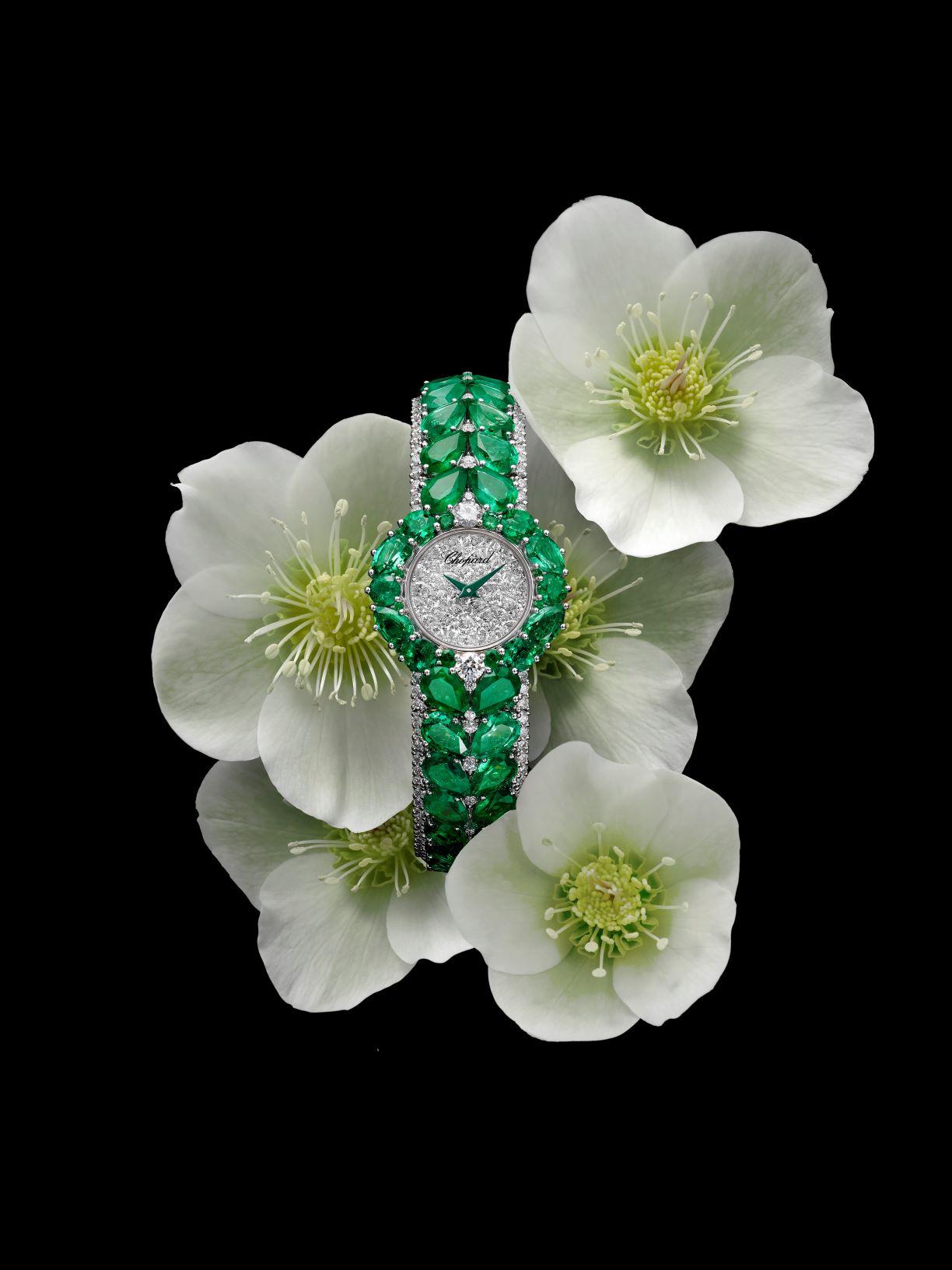 Imagem da notícia: Chopard: coleção Red Carpet com novo relógio Esperanza