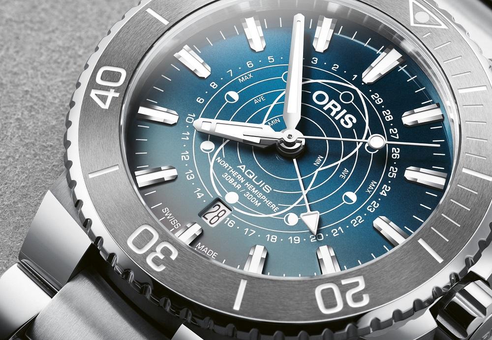 Imagem da notícia: Novo Oris Dat Watt Limited Edition tem uma missão: a conservação do Mar de Wadden