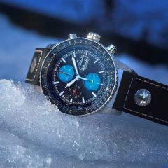 Imagem da notícia: Hamilton: novo relógio marca 10 anos de parceria com a Air Zermatt