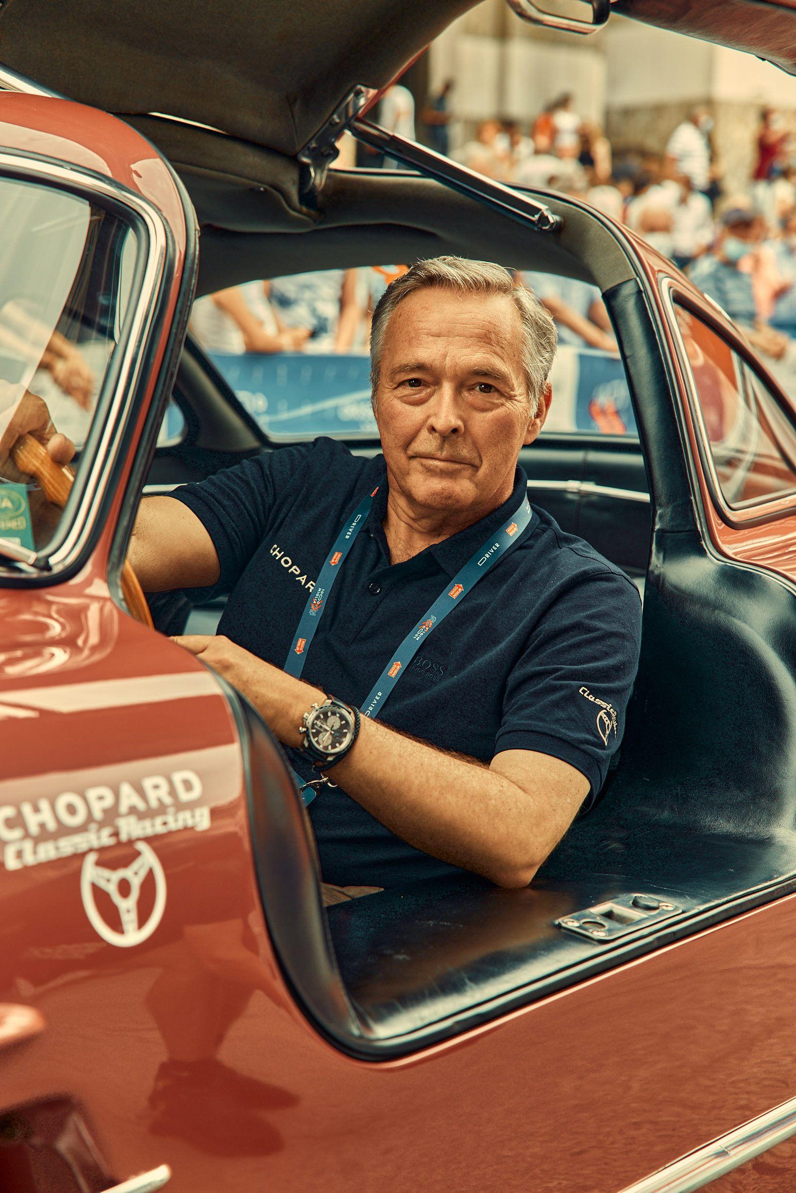 Imagem da notícia: Chopard na linha de partida da Mille Miglia 2021