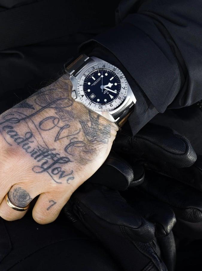 Imagem da notícia: TUDOR BLACK BAY P01, o relógio lendário
