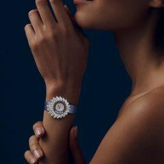 Imagem da notícia: Diamantes dançantes assumem a liderança na nova coleção Haute Joaillerie