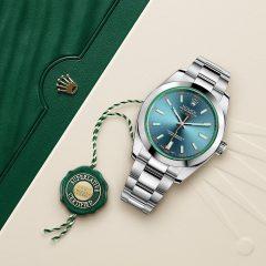 """Imagem da notícia: Novo Rolex Oyster Perpetual Milgauss o relógio que """"honra a ciência"""""""