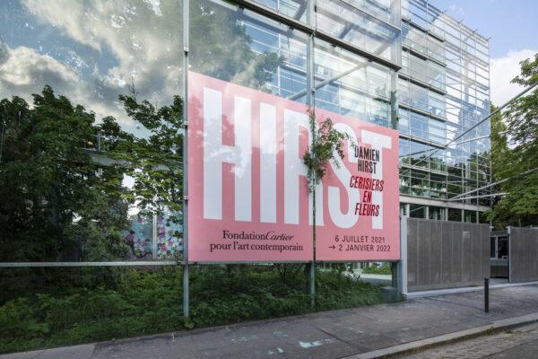 Imagem da notícia: Fundação Cartier com exposição de Damian Hirst