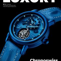 Imagem da notícia: Nova edição da Revista JoiaProLuxury