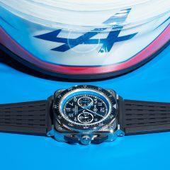 Imagem da notícia: Bell & Ross e Alpine F1 aceleram com parceria estratégica
