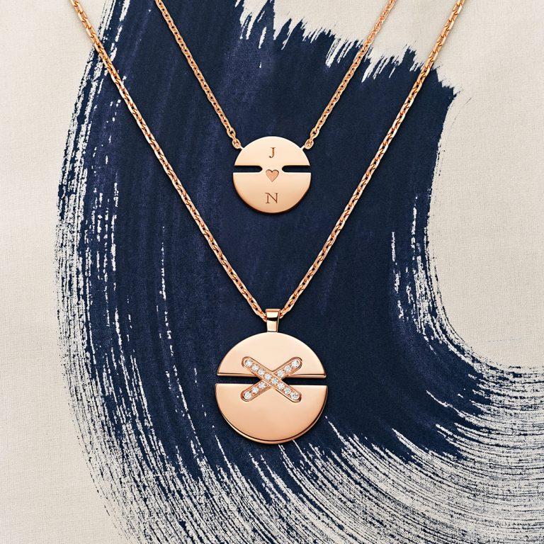 Imagem da notícia: Chaumet apresenta os pendentes Jeux de Liens Harmony