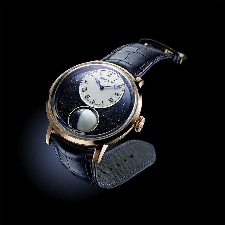 Imagem da notícia: Arnold & Son apresenta o relógio Luna Magna