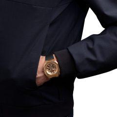 Imagem da notícia: BR 05 Skeleton Gold, a nova joia da Bell & Ross