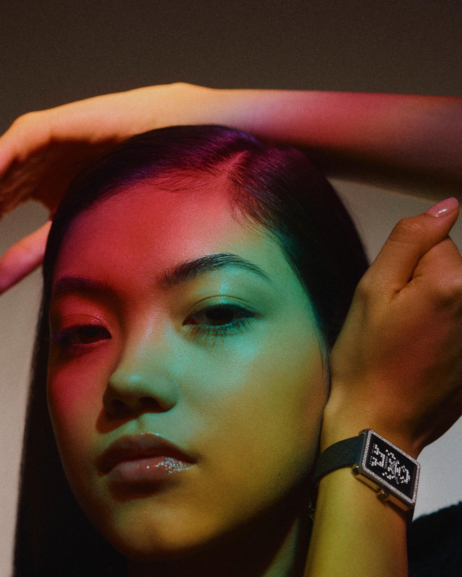 Imagem da notícia: Chanel: Coleção Cápsula Chanel Electro inspira-se na energia da música eletrónica