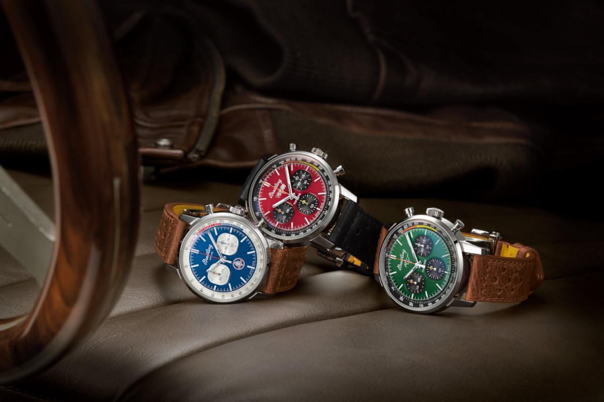 Imagem da notícia: Breitling lança o Top Time Classic Cars Squad
