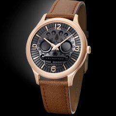 """Imagem da notícia: L.U.C Skull One: Chopard apresenta relógio dedicado ao """"Día de les Muertos"""""""