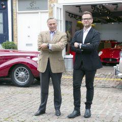 Imagem da notícia: Karl-Friedrich Scheufele e George Bamford apresentam edição limitada e exclusiva do Mille Miglia