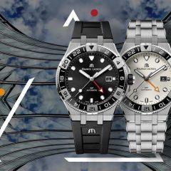 Imagem da notícia: Maurice Lacroix integra a função GMT na família Aikon
